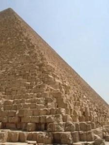 エジプトのピラミッド