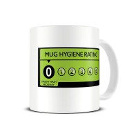 Gift for Student  Mug Hygiene Rating Funny Coffee Mug ...