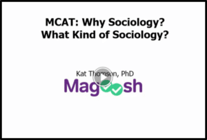 How to Study for the MCAT Psychology and Sociology
