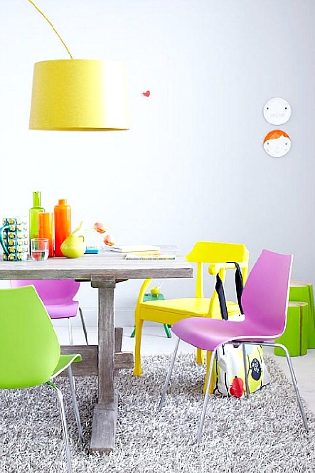 bright dining