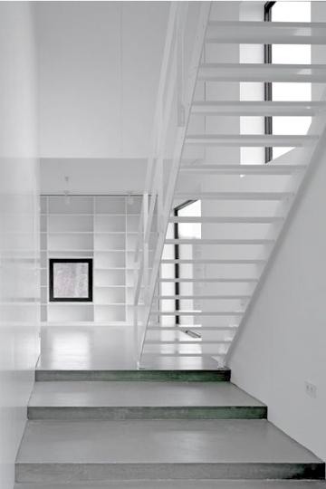 concrete steps