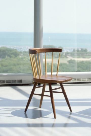 straight chair