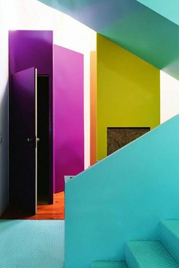 neon walls