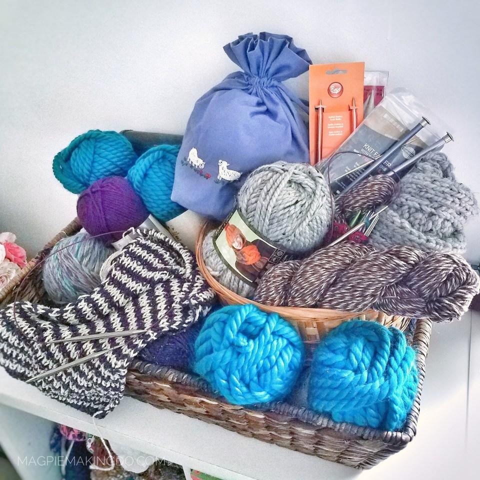 I Should Probably Knit More
