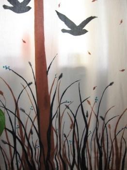 Curtains Detail