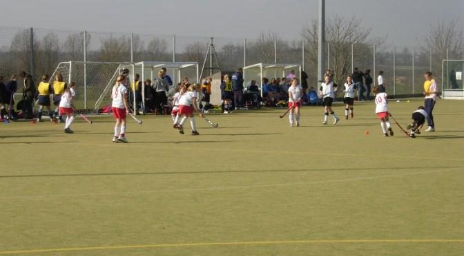 Under 11 Girls Watton Tournament Photos