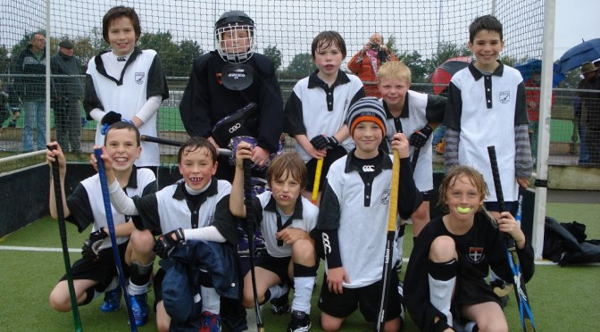 Under 11 Boys win Magpies Tournament
