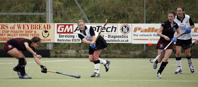 Ladies 1s vs Loughborough Students – photos