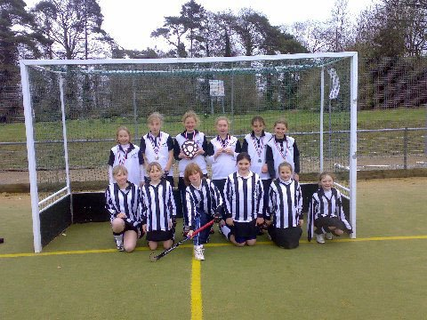 U11 Girls Watton Minis, March 2008