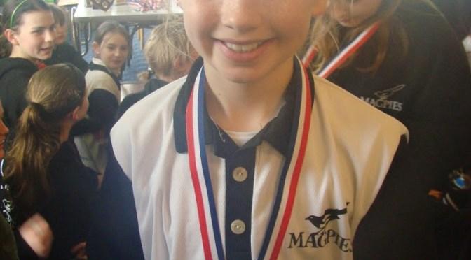 Under 11 Girls at Watton Tournament