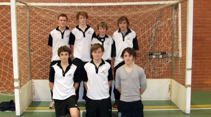 East U16 Boys Winners – Indoor Championship – photos