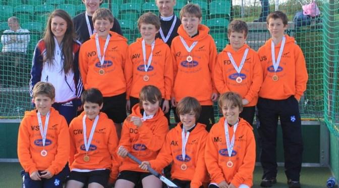 U12 BOYS TEAM – BRONZE MEDALLISTS IN NATIONAL CLUB MINIS