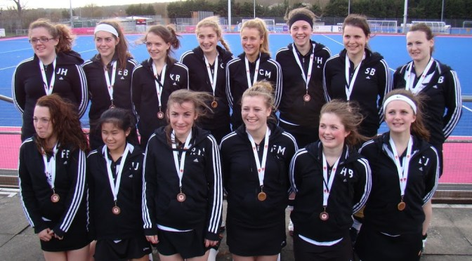 Magpies Girls Win National Bronze