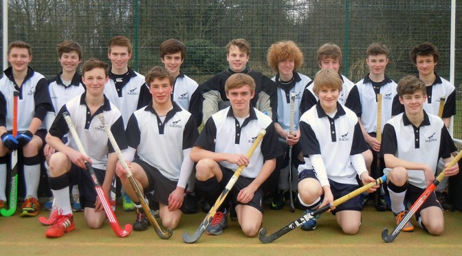 Magpies U16 Boys Team Photo