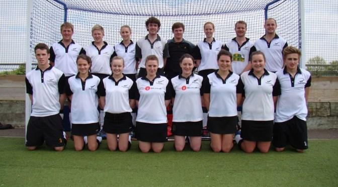 Mixed Team Photo