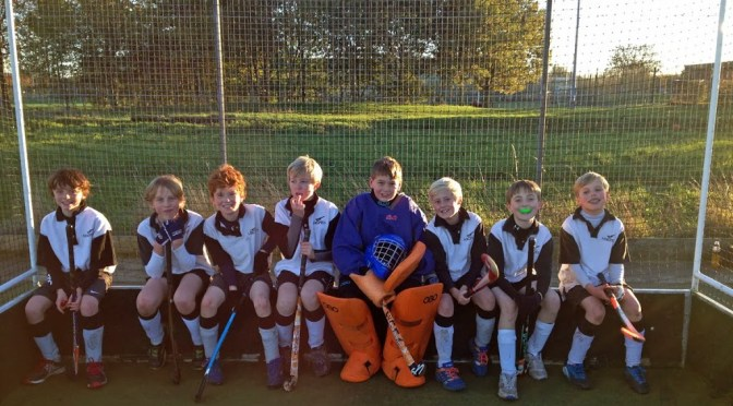U12 Boys 'B'  – 5th in the Pelicans' Minis on Sunday 10 November 2013