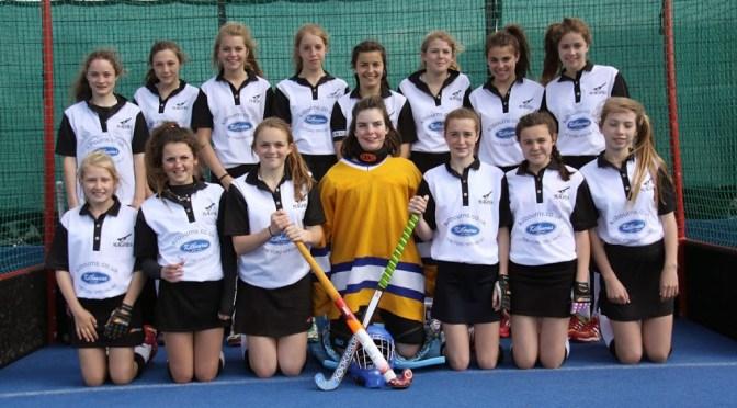 Harleston Magpies U14 Girls 5th in National Finals