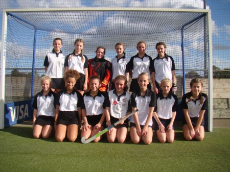 HARLESTON MAGPIES U16 GIRLS