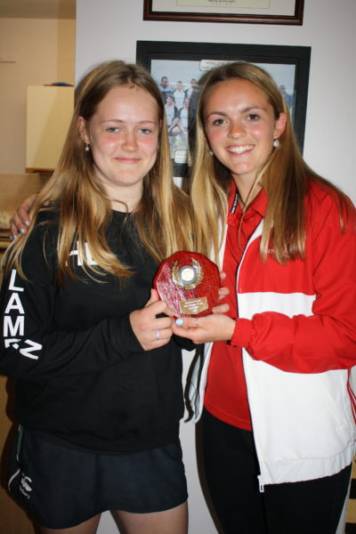 U14 Most Improved Girl