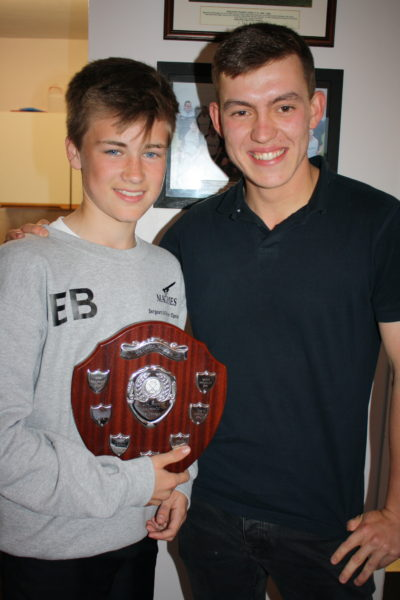 U14 Player of Season Boy
