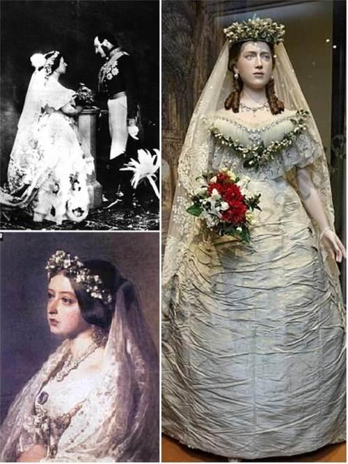 wedding veil 3 via National Vintage Wedding Fair