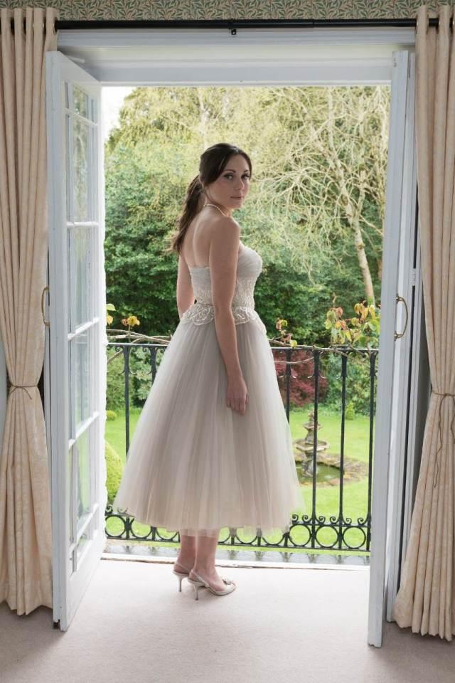 Hopelessly Devoted Vintage Wedding Dresses at The National Vintage Wedding Fair 2