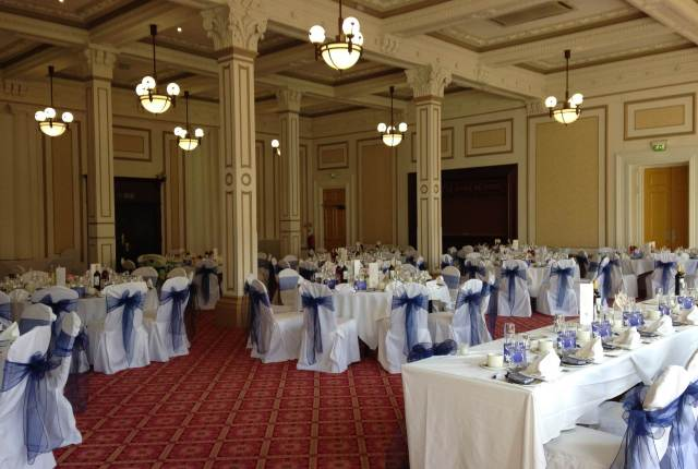 Wedding Venue Cedar Court Hotel in Harrogate as featured on The National Vintage Wedding Fair blog