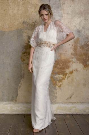 Sally Lacock 1970s Inspired Wedding Dresses As Featured On The Ntaional Vintage Fair Blog
