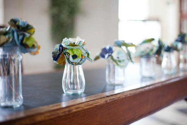 Why to choose paper flowers over real flowers with C&E Designs
