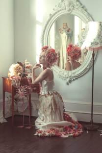 Alternative Wedding Inspiration: The Snow Queen Bride