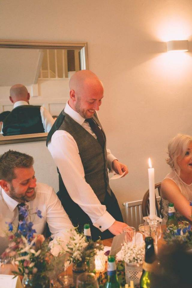 10 ways to write and deliver a great wedding speech