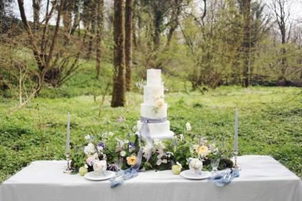 A woodland fairy tale wedding
