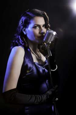 Paula Marie – The Vintage Vocalist