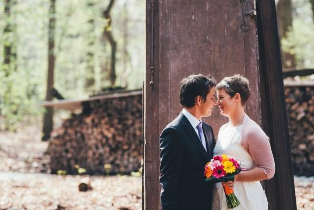 Heidi and Luke - A Beautiful Belgium Wedding