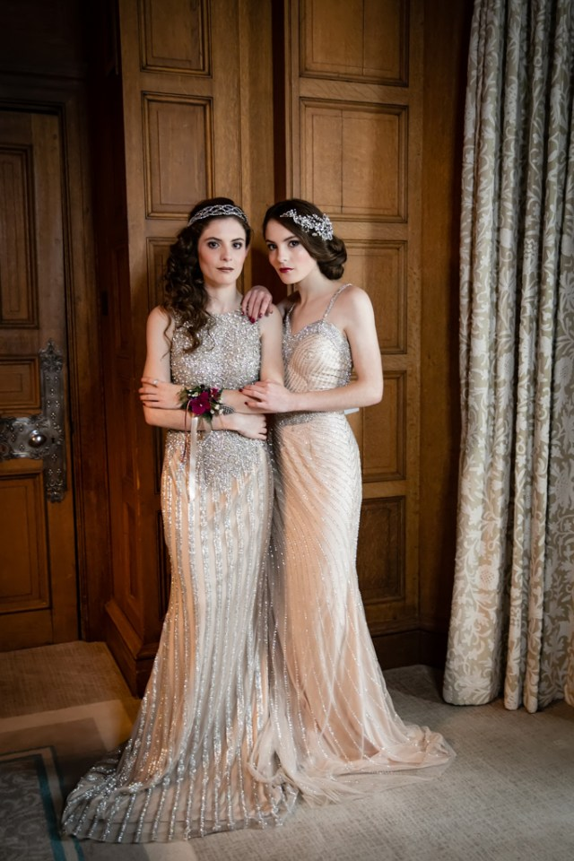 Love Has No Labels - 1920's Inspired Wedding, A Celebration of the 21st Century