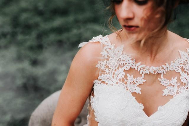 Enchanting and Wild Outdoor Wedding Inspiration in Washington Park - USA