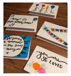 Multipack - made to order cards - Wedding thank yous and beyond