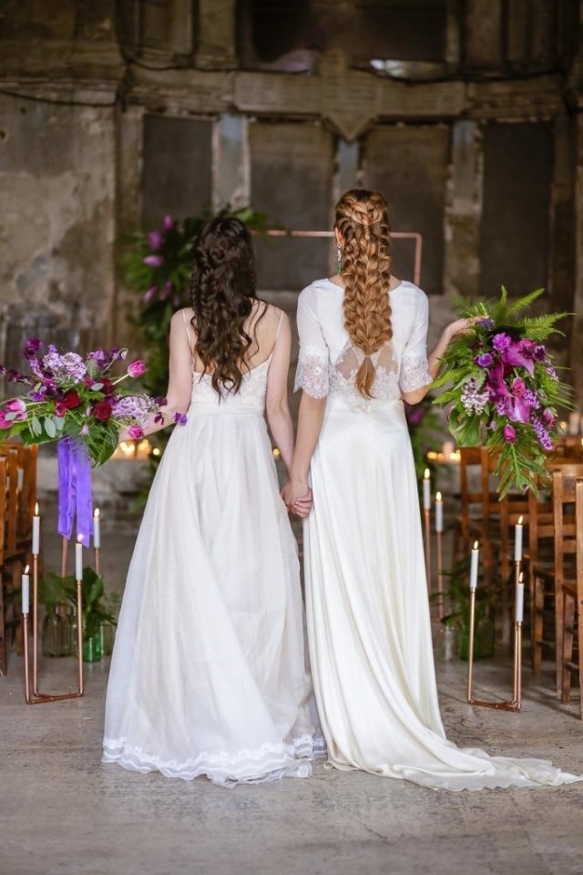 Wedding Inspiration - Magpie Wedding's Top Ten Wedding Looks of 2018
