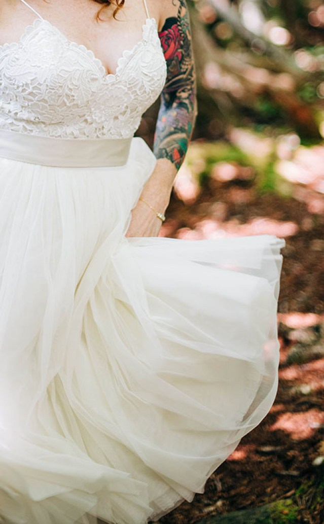 Mountain Lake Wedding - An Intimate Ceremony and Modern Love Story