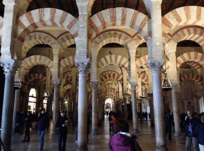Mesquita double arches