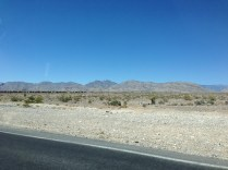 The views in Vegas were truly disgusting. Couldn't wait to get back to my city of no mountains. /sarcasm
