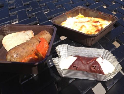 Italian food at Epcot