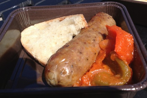 Italian Sausage at Epcot