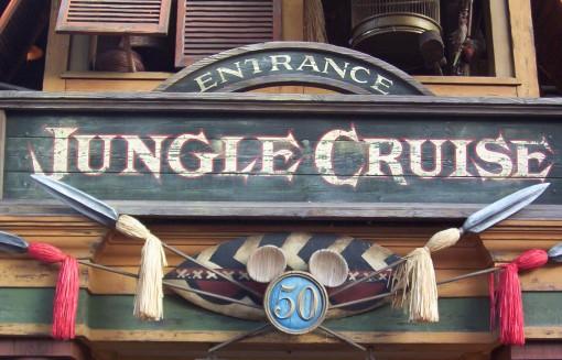 DL Jungle sign