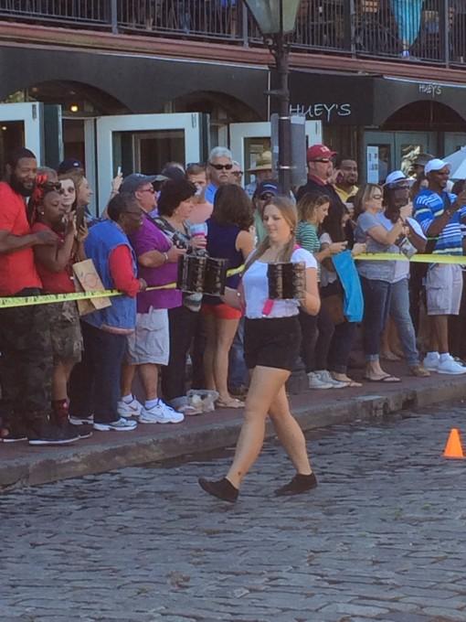 Stein Races at Oktoberfest in Savannah, GA