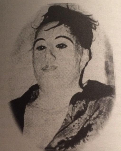 Elena Hoyos' Death Mask