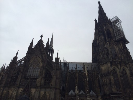 Cologne Cathdral/ Kolner Dom