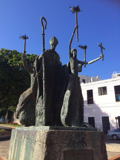 La Rogativa- San Juan, Puerto Rico