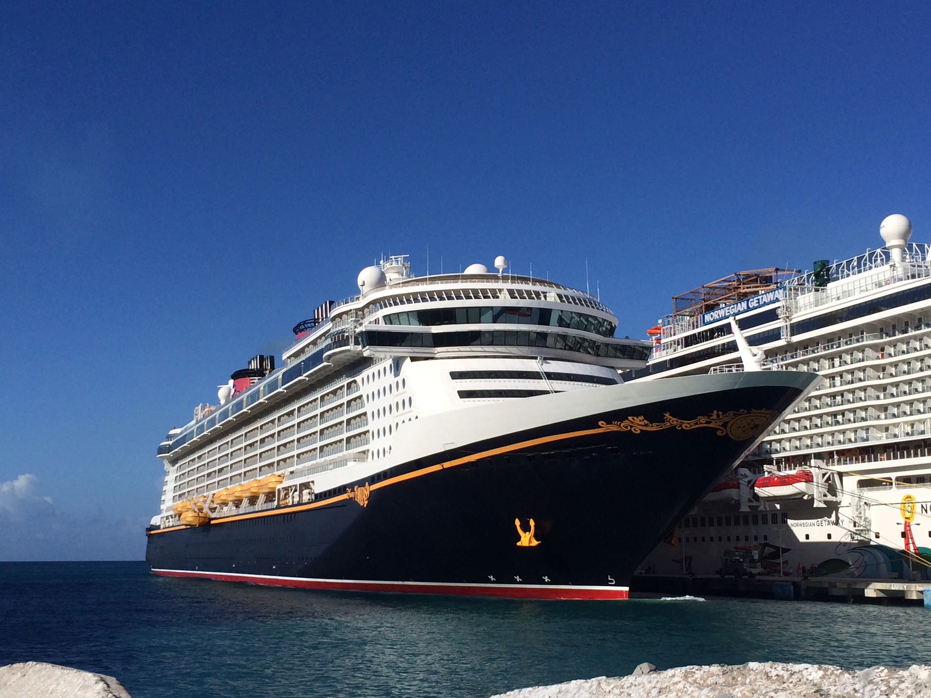 Disney Fantasy- Disney Cruise Line's Newest Ship - Mags On The Move
