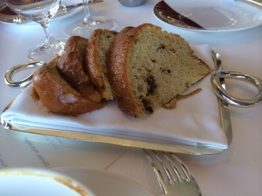 Truffle Brioche at Remy on the Disney Fantasy